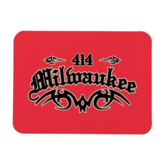 Milwaukee 414 imán