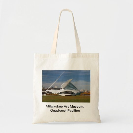 Milwaukee Art Museum Bag