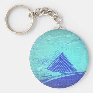 Milwaukee Art Museum Keychain