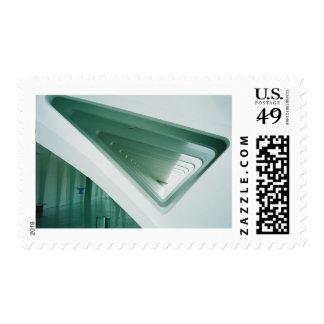 Milwaukee Art Museum Postage Stamp