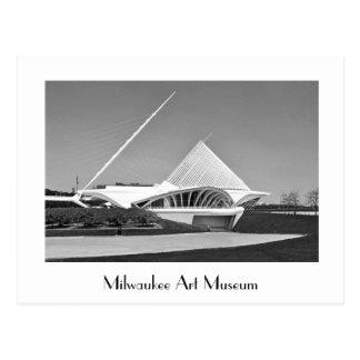 Milwaukee Art Museum Postcard