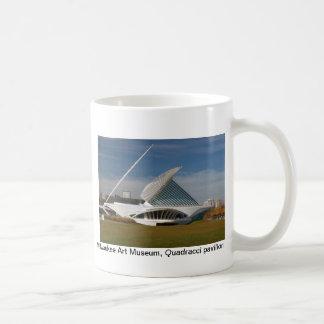 Milwaukee Art Museum, Quadracci pavilion mug
