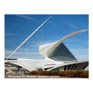 Milwaukee Art Museum, Quadracci Pavilion Postcard