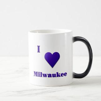 Milwaukee -- Azul de medianoche Taza Mágica