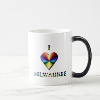 Milwaukee -- Azul y oro de Brown Taza Mágica