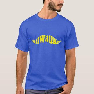 Milwaukee Baseball Mustache T-Shirt