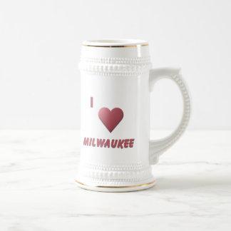 Milwaukee -- Borgoña Jarra De Cerveza