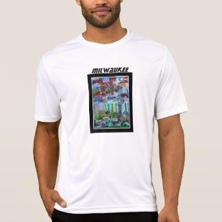 Milwaukee Camisetas