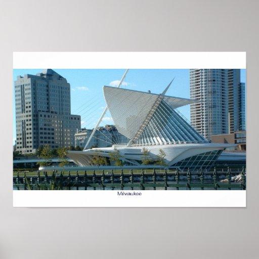 Milwaukee céntrico póster