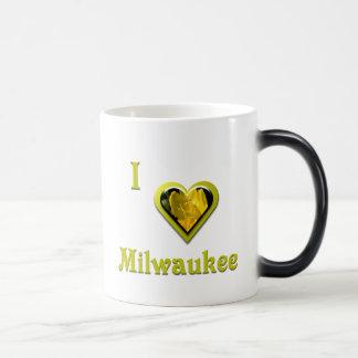 Milwaukee -- con la flor amarilla taza mágica