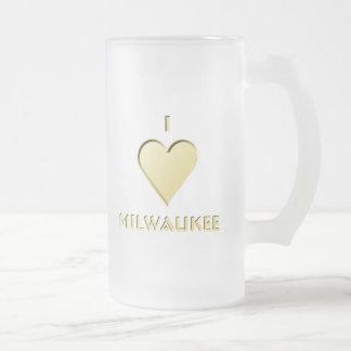 Milwaukee -- Crema Taza De Cristal