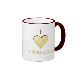 Milwaukee -- Crema Taza De Dos Colores