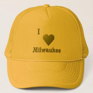 Milwaukee -- Deep Green Trucker Hat