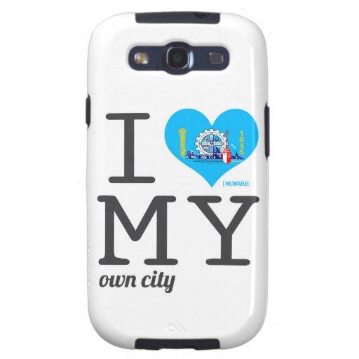 Milwaukee el   Wisconsin Galaxy S3 Fundas