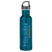Milwaukee Established Water Bottle