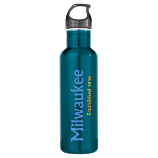 Milwaukee Established Water Bottle