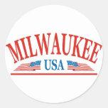 Milwaukee Etiqueta