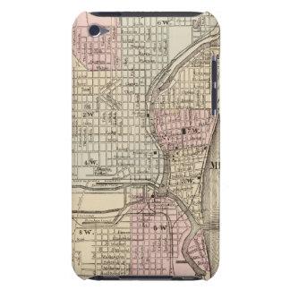 Milwaukee Case-Mate iPod Touch Carcasas
