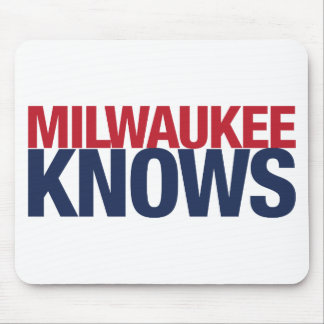 Milwaukee Knows Mouse Pad