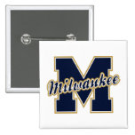 Milwaukee Letter Pins