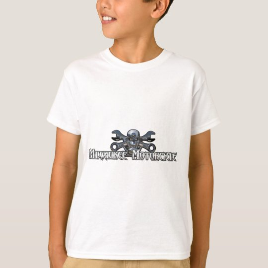 Milwaukee Motorcycle.png T-Shirt