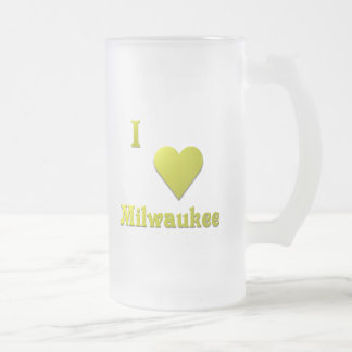 Milwaukee -- Oro Taza De Cristal