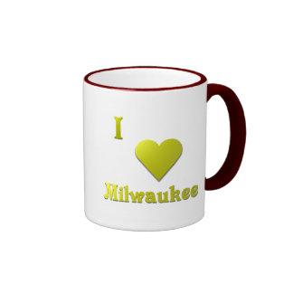 Milwaukee -- Oro Taza De Dos Colores