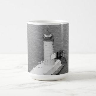 Milwaukee Pierhead Lighthouse Classic White Coffee Mug