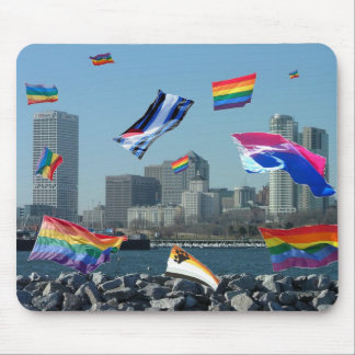 Milwaukee Pride Mouse Pad
