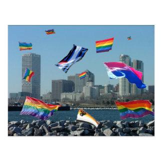 Milwaukee Pride Postcard