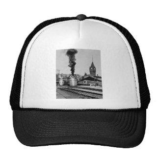 Milwaukee Railroad Milwaukee Station Trucker Hat