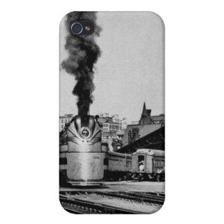 Milwaukee Railroad Milwaukee Station iPhone 4 Cases