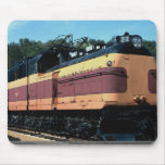 Milwaukee Road Bipolar electric Mouse Pad