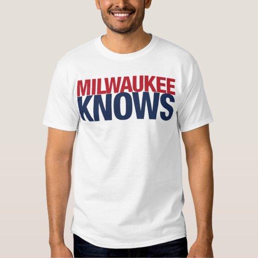 Milwaukee sabe remera