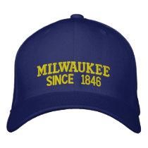 Milwaukee Since 1846 Cap