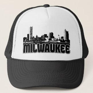 Milwaukee Skyline Trucker Hat