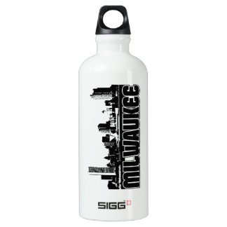 Milwaukee Skyline Water Bottle