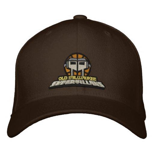 Milwaukee Supervillans Embroidered Baseball Hat
