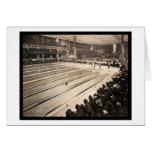 Milwaukee,WI Bowling I Photo 1905 Greeting Cards