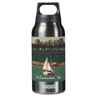 Milwaukee, WI Skyline Insulated Water Bottle