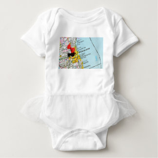 Milwaukee, Wisconsin Baby Bodysuit