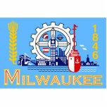 Milwaukee, Wisconsin, Estados Unidos señala por me Esculturas Fotograficas