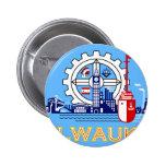 Milwaukee, Wisconsin, Estados Unidos señala por me Pins