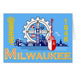 Milwaukee, Wisconsin, Estados Unidos señala por me Tarjetón