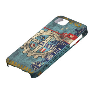 Milwaukee Wisconsin Grunge iPhone 5 Barely Case iPhone 5 Covers