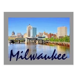 Milwaukee, Wisconsin, los E.E.U.U. Tarjetas Postales