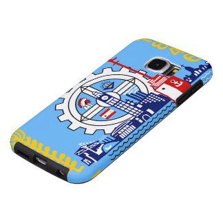 Milwaukee Wisconsin Samsung Galaxy S6 Case