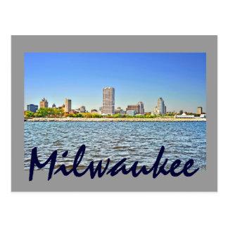 Milwaukee Wisconsin U S A Postcard