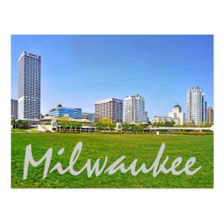 Milwaukee, Wisconsin, U.S.A. Postcard