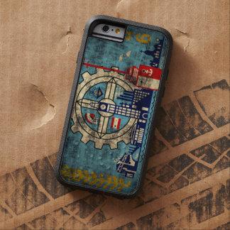 Milwaukee Wisconsin Vintage Grunge Tough Xtreme iPhone 6 Case